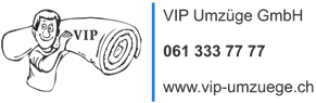 VIP Umzüge,Umzugsfirma